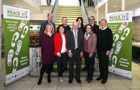 Leitrim PEACE IV partnership Committee
