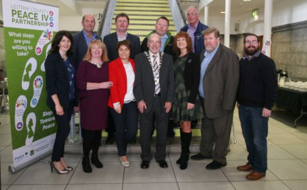 Parternership Committee and Leitrim County Councillors